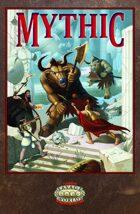Mythic SWADE Edition
