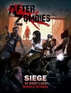 After Zombies Siege at West Lake Middle School