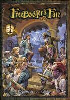 FF023 Freebooter's Fate 2. Edition Regelbuch D