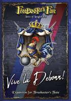 FF022 Tales of Longfall #4 Vive la Debonn, English language