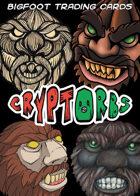 Bigfoot Cryptorb Trading Cards