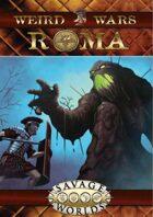 Weird Wars Roma