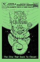 Metal Gods of Ur-Hadad #2, Summer 2014