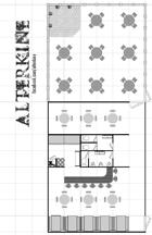 Alterkine Floorplans: Alias Bar