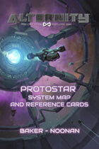 Alternity Protostar System Map and Reference Pack