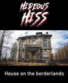 House on the borderland | soundscape