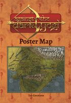 Against the Dark Yogi: Bhurloka Poster Map