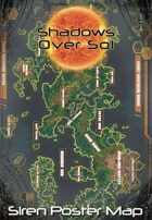 Shadows Over Sol: Siren Poster Map