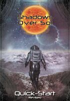 Shadows Over Sol: Quick-Start (Revised)