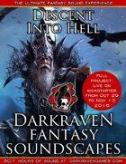 F/DH01 - Temple of Evil - Manor of Madness - Darkraven RPG Soundscape