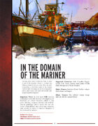 In the Domain of the Mariner