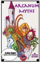 Arcanum Myths