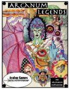 Arcanum Legends