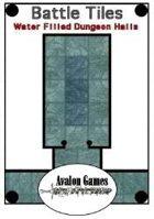 Battle Tiles, Water Filled Dungeon Halls