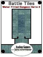 Battle Tiles, Water Filled Dungeon Halls 2