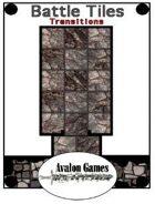 Battle Tiles, Transitions