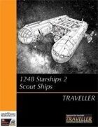 Traveller - 1248 Starships Book 2: Scout Ships