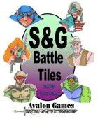 S&G Battle Tiles, Mini-Game #72