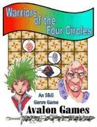 Warriors of the Four Circles, Set 1, Mini-Game #76