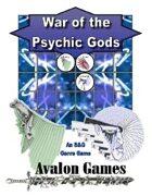 War of the Psychic Gods, Set 1, Mini-Game #82