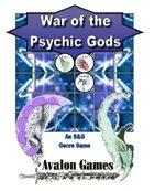 War of the Psychic Gods, Set 2, Mini-Game #84