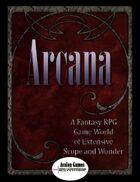 Arcana Core Book
