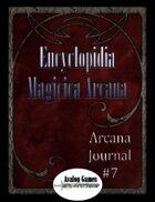 Arcana Journal #7