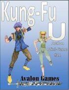 Kung Fu U, Avalon Mini-Game #11