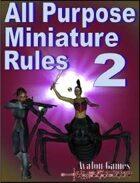APMR #2, Avalon Mini-Games #121