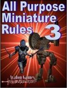 APMR #3, Avalon Mini-Games #123