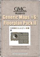Generic Maps #6: Floorplan Pack II