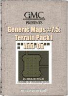 Generic Maps #7.5: Terrain Pack I Add-On
