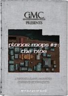 Planar Maps #5: The Dive