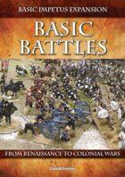 Basic Battles