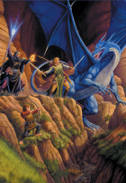 Larry Elmore's No Second Thoughts Poker Deck