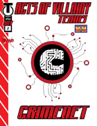 Crimenet - AoV Teams (M&M3e)