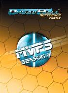 Dreadball Reference Cards: Season 4 MVPs