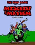 The Imp Game - Mischief & Mayhem, Third Edition