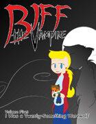 Biff the Vampire Volume 5: I Was a Twenty-Something Werewolf