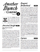 Another Bunch of Content Issue 4 February 2015
