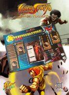 Musha Shugyo RPG Gaming Playmats