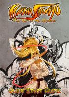 Musha Shugyo RPG: Quickstart Guide