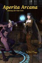 Aperita Arcana: fantasy for Fate Core