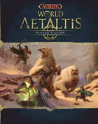 World of Aetaltis: Player's Guide