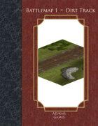 Battlemap 1 - Dirt Track