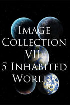 Image Collection VII: 5 Living Worlds