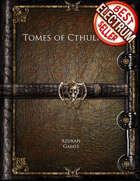 Tomes of Cthulhu II