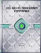 100 Sci-Fi Mercenary Companies