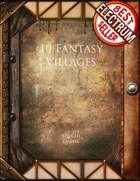 10 Fantasy Villages