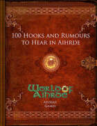 100 Hooks and Rumours to Hear in Aihrde